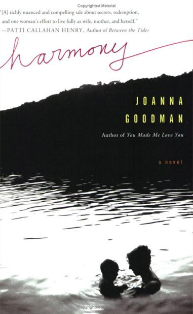Joanna Goodman Book Harmony